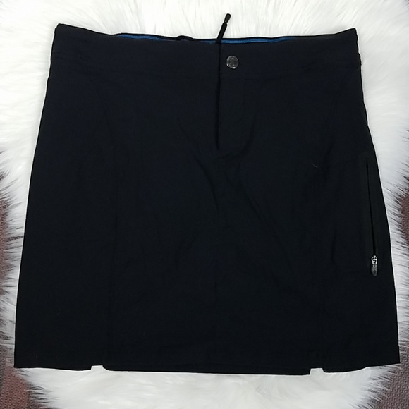Columbia Pants - COLUMBIA Omni Shield Black Skort
